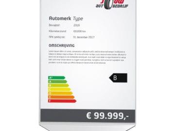 rijskaarthouder voor het dashboard - Kentekenplaathouders.nl
