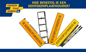 Hoe bevestig je een kentekenplaathouder? - Blog kentekenplaathouders.nl