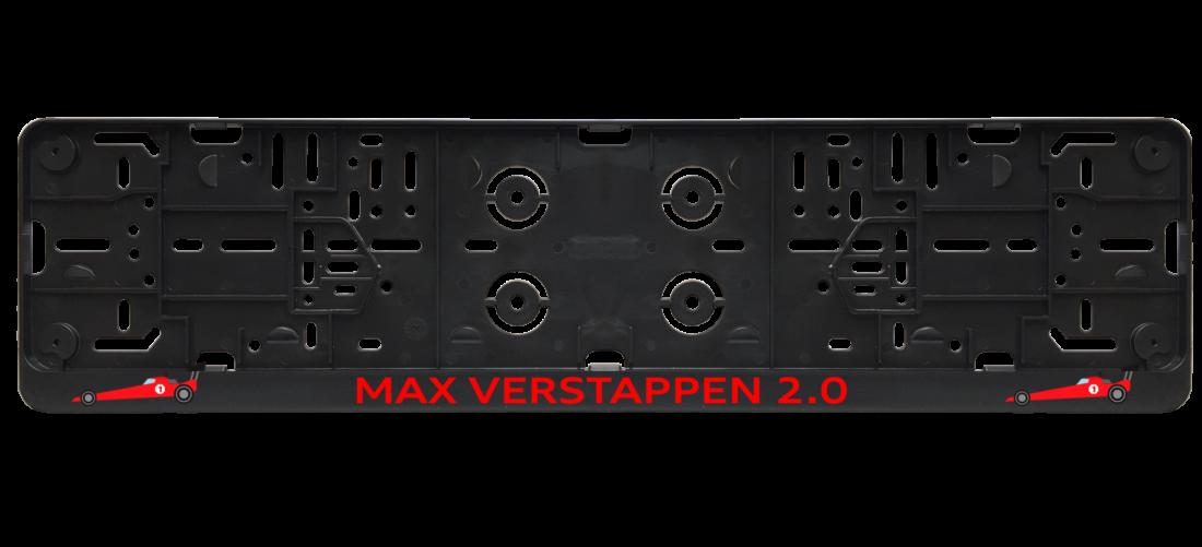 Max Verstappen 2.0 Vaderdag kentekenplaathouders